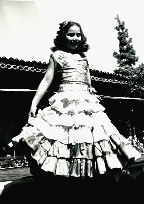 Nancy (Fages) Hogan - Los californios collection